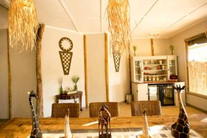 The Hide Hwange African Decor