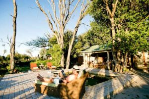 The Hide Hwange Poolside Luxury