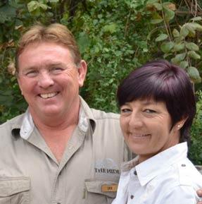Ian and Leanne Godfrey