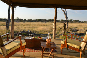 the hide national park deck view