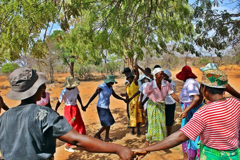 The Women of Hwange