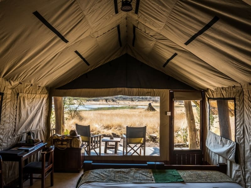 The Hide Luxury Tents