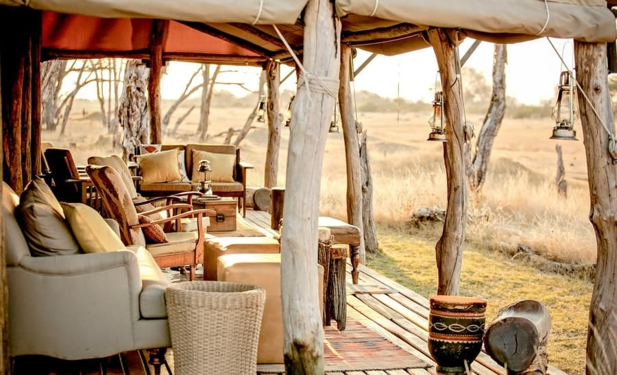 The Hide Accommodation