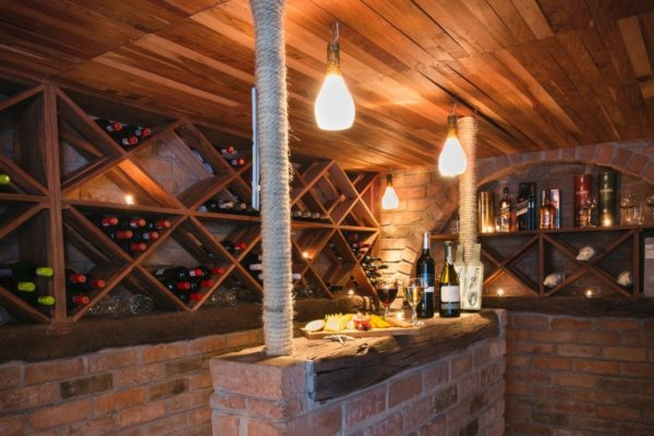 The Wine Cellar and Waterhole Hideaway