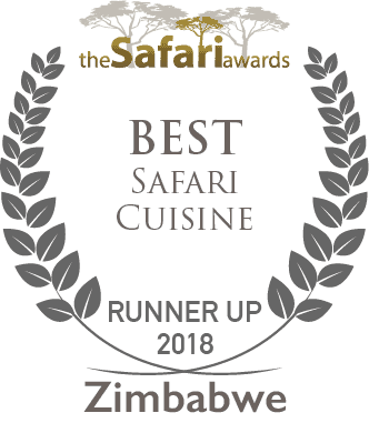 2018 Best Safari Cuisine Awards