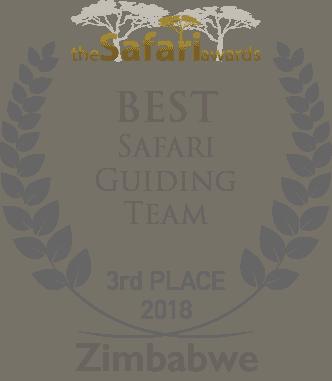 2018 Best Guiding Award