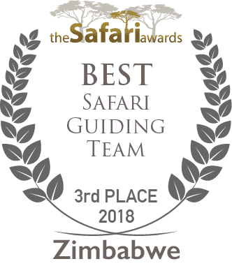 2018 Best Guiding Award