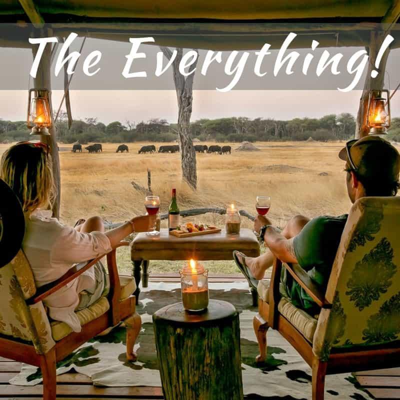 Romantic Safari Everthing