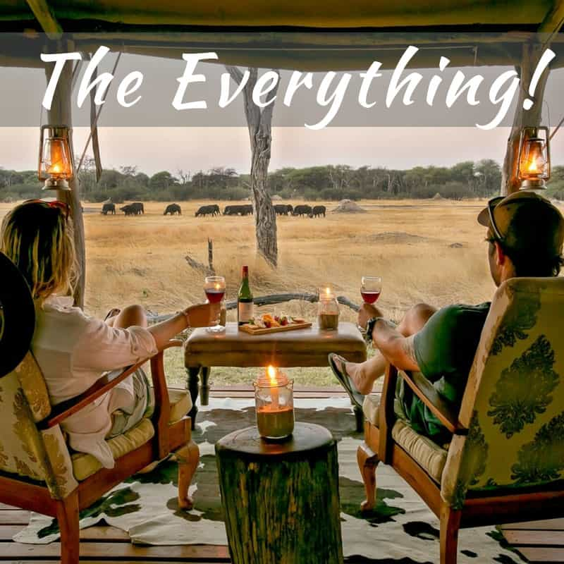 Romantic Safari Everthing