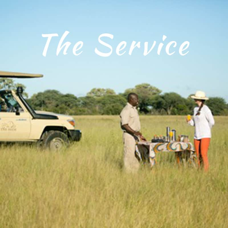 Romantic Safari Service