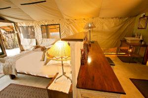 The Hide Deluxe Tents