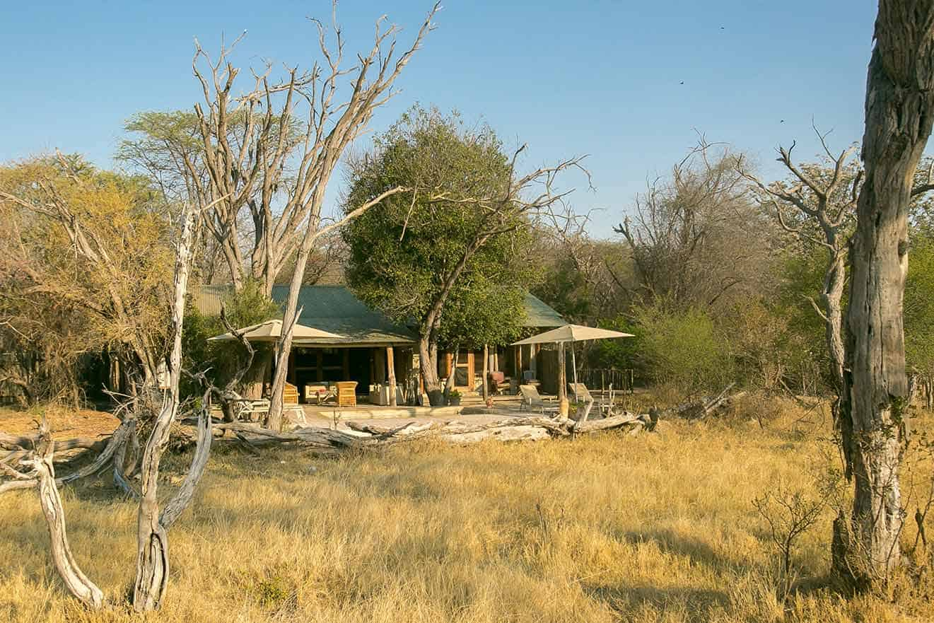 Tom's Little Hide Accomodation Hwange National Park