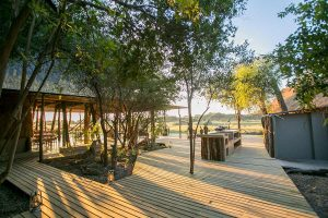 Hide Main Areas The Hide Hwange