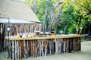 Hide Main Areas Breakfast Hwange National Park