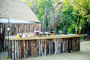 Hide Main Areas Breakfast Hwange National Park