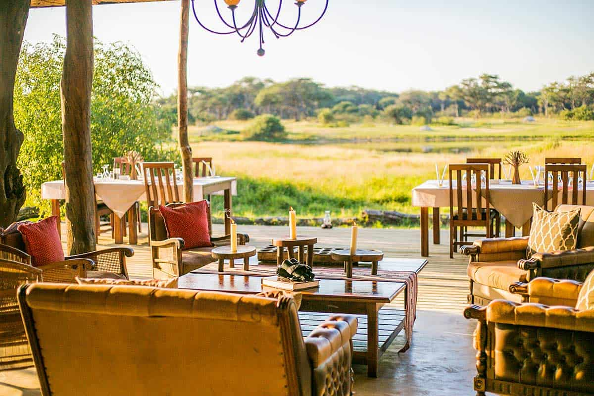 Hide Main Areas Dining and Seating Area Hwange