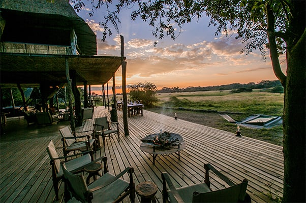The Hide Accomodation Hwange National Park