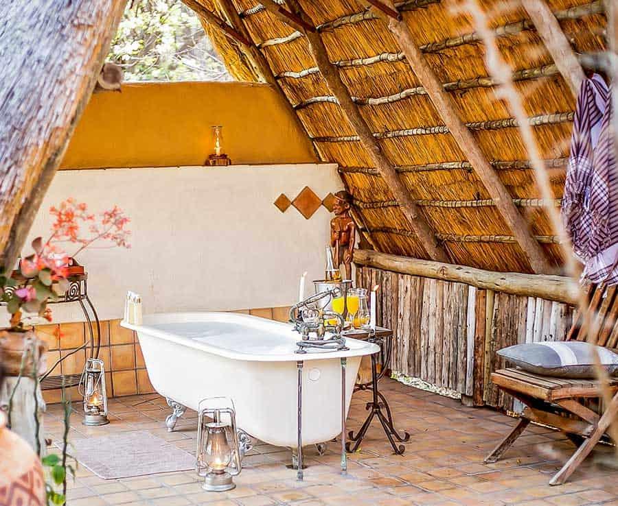 The Hide Luxury Bath