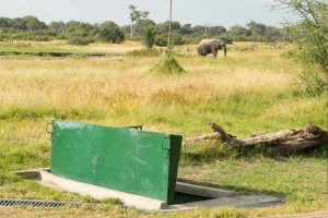 The Wine Cellar and Waterhole Hideaway The Hide Hwange