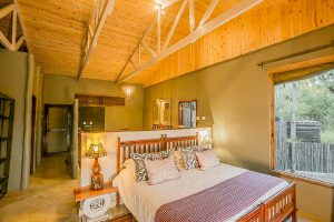 The Hide Hwange Toms Little Hide Main Room