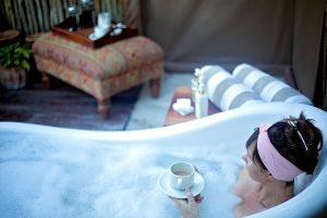 Toms Hide Luxury Bath The Hide