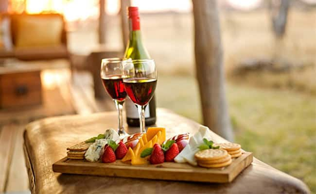Snack Platter - Dining at The Hide