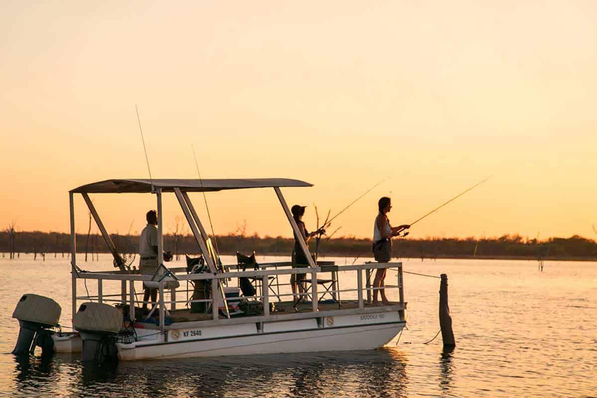 Fishing Lake Kariba