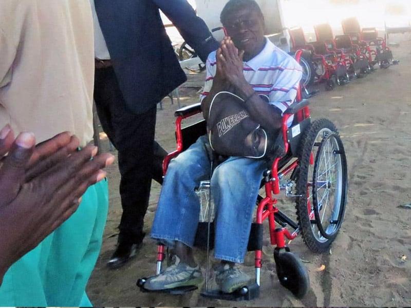 Mavros Wheelchair Ceremony Gallery 2