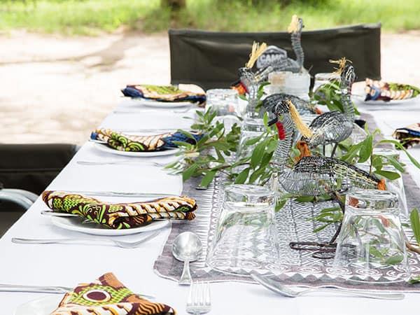 The Hide Fine Food Safari