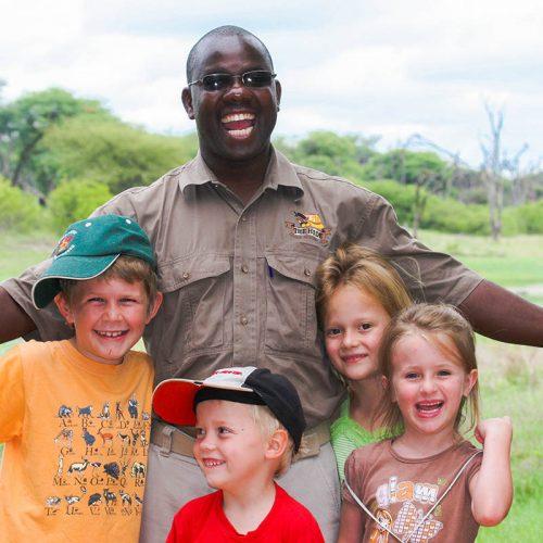 Family Safari The Hide Guides