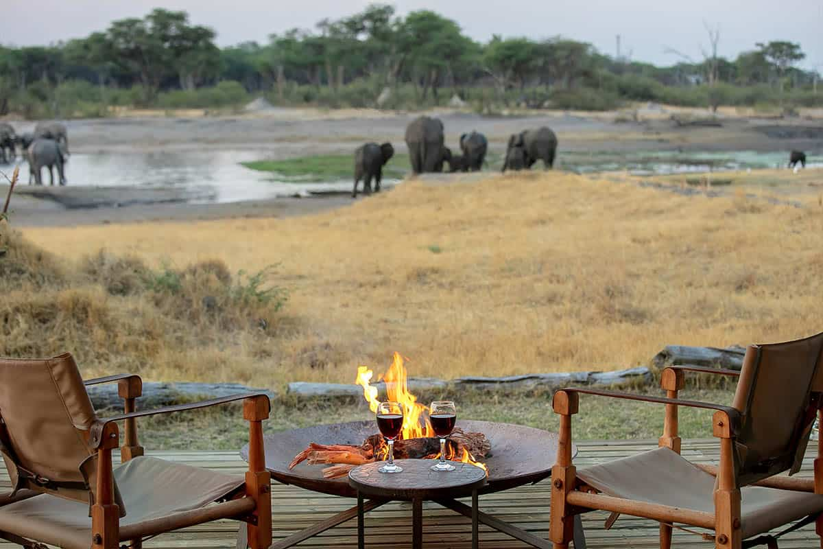 Romantic Safaris The Hide 5