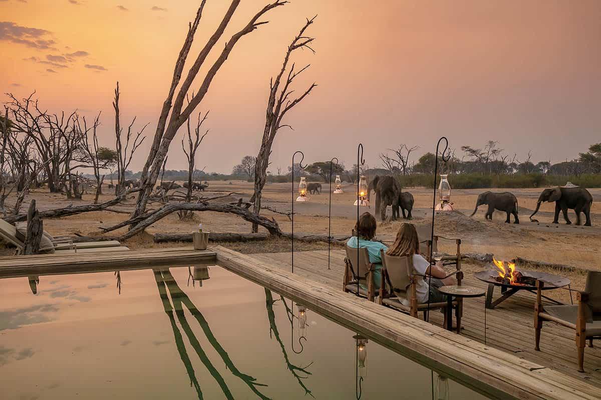 Romantic Safaris The Hide 6