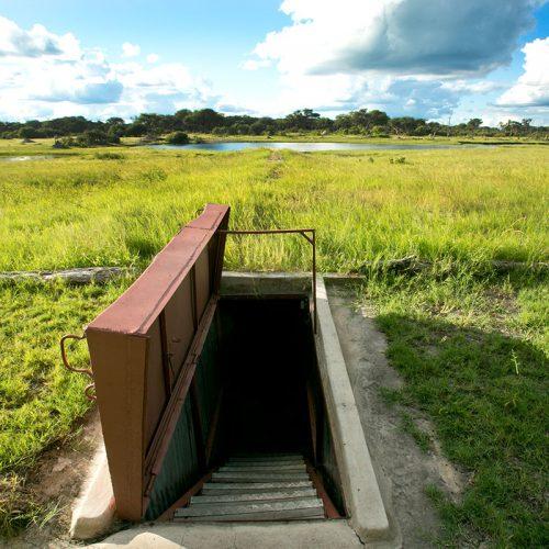 Underground Hide Hwange 3
